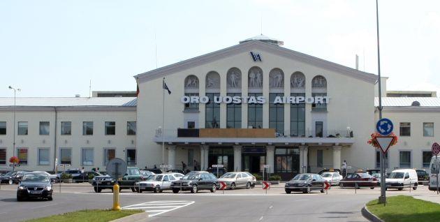 Hotel Aeroport Vilnius