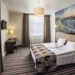 Vilnius City Hotel's top room - Deluxe class