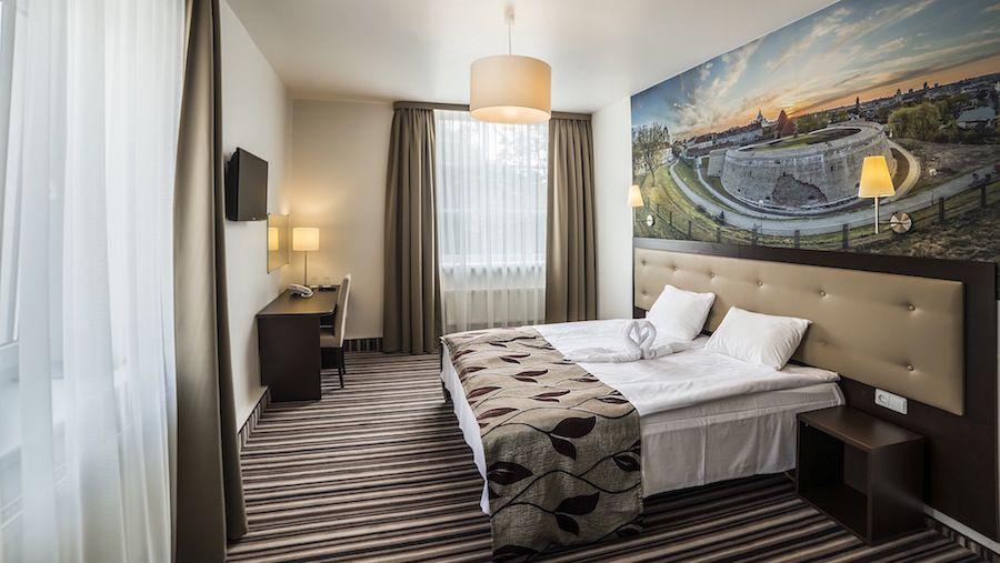 Vilnius City Hotel, Deluxe rooms. Save 10% and book Your room directly.