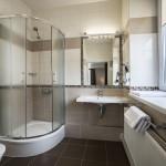 Deluxe shower