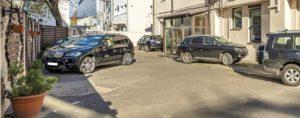 Vilnius City Hotel free parking